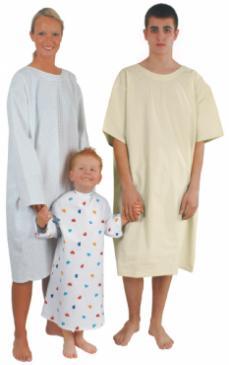 Patienten u. Besucher Kleidung