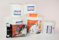 Desinfektionstücher und Wipes