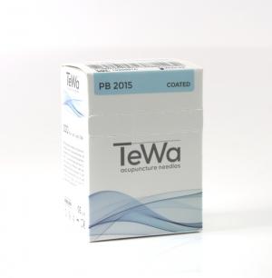 Akupunkturnadeln TeWa PB-Typ Kunststoffgriff ohne Führungsröhrchen verschiedene Größen (100 Stück)