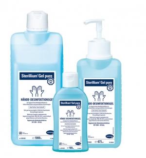 Sterillium gel pure Händedesinfektion für Industrie und Lebensmittelbereich