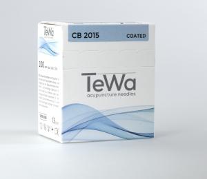 Akupunkturnadeln TeWa CB-Typ Kupferwendelgriff ohne Führungsröhrchen verschiedene Größen (100 Stück)