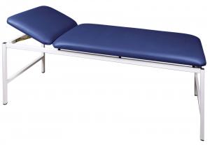 Untersuchungsliege UltraCHECK 200, 70 x 68 x190 cm, Belastbarkeit 200 kg, verschiedene Polsterfarben