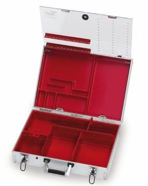 Notfallkoffer Ulmer Koffer I leer WM8840, der robuste Klassiker für den Standard-Einsatz