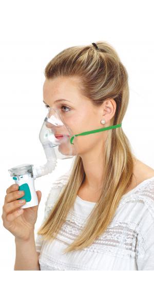 Servocare Ultraschall-Inhalationsgerät Mini, Komplett-Set