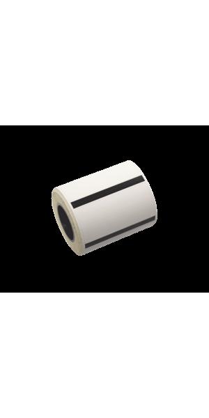 Druckerpapier für Etikettendrucker am Sterilisator Euronda E9 Recorder (1 Rolle)