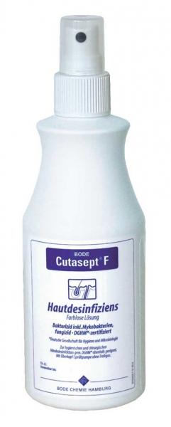 Cutasept F 250 ml Sprühflasche, alkoholische Hautdesinfektion