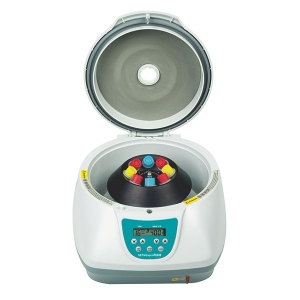 SERVOspin Plus Praxis Tisch-Zentrifuge, mit 8-fach-Rotor