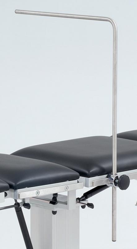 AGA Möbel Narkosebogen aus CrNi-Stahl, Rohr Ř 18 mm, Schenkellänge