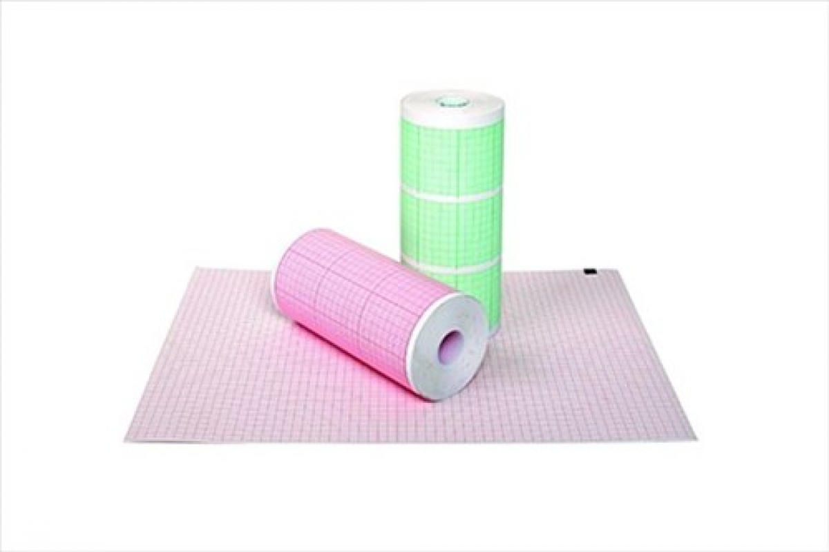 CTG-Druckerpapier f�r Medical Econet, Smart 3, 15 cm x 30 mtr. (10 Rollen) 70.10-1420