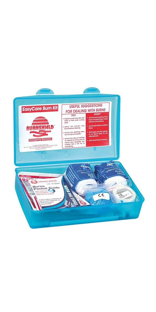 Servoprax Erste Hilfe System Verbrennungsset, Easycare Burnkit 1 1009002