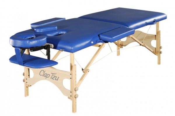 Massageliege, Economie-Comfort-Set, mit Nasenschlitz, Armauflage, Kopfst?tze, Transportasche
