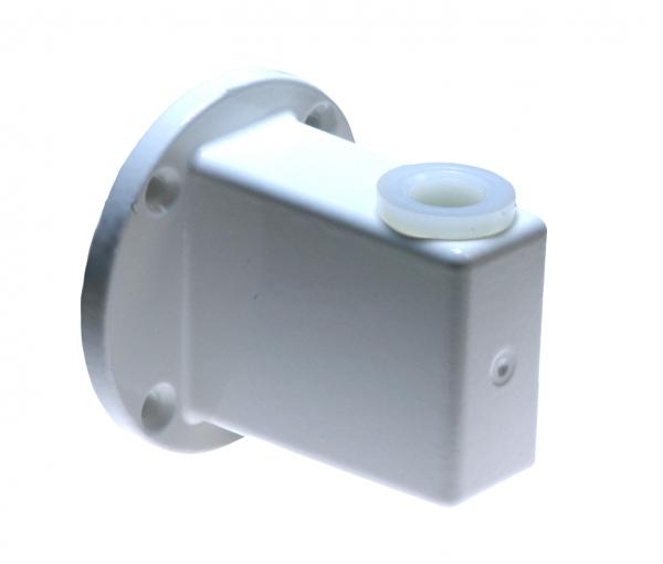 Traderia GmbH Lumeno Wandhalter 6179W mit grauer Applikation für Lupenleuchten