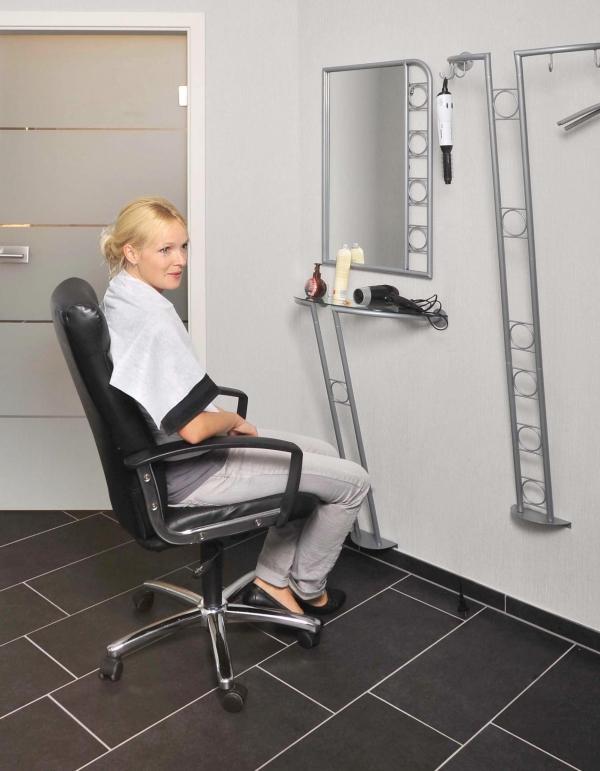 Einmalhandtücher Vlies, 60 x 100 cm, weiß, MANKSPUN 60 g/m2 (25 Stück) 423653