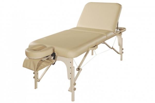 Mobile Massageliege Classic-Rest-Set anstellbares R?ckenteil inkl. Kopfst?tze ERGO, Armschlaufe und Tasche