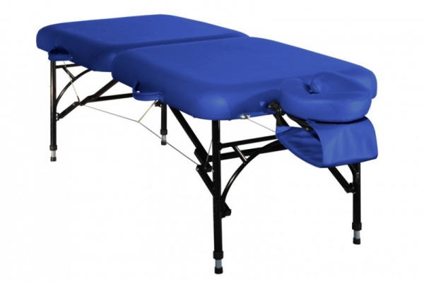 Mobile Massageliege Voyage-Set 11 Kg. leicht, mit Kopfst?tze ERGO, Armschlaufe und Tasche