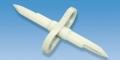 Überleitungskanüle, Transflo, 65 mm lang  (100 Stück) Einzeln steril verpackt