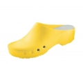 Schürr OP-Schuhe, CHIROCLOGS Classic, gelb, Wechseleinlage, für Damen und Herren