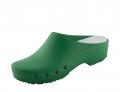 Schürr OP-Schuhe, CHIROCLOGS Classic, grün, Wechseleinlage, für Damen und Herren