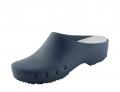 Schürr OP-Schuhe, CHIROCLOGS Classic, blau, Wechseleinlage, für Damen und Herren