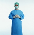 Einmal OP-Mantel / OP-Kittel, Foliodress gown Protect Standard