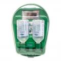Actiomedic® EYE CARE Design-Augenspülstation Medidrop I, 2 x 500  ml NACL, mit Wandbefestigung