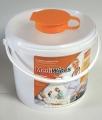 MediWipes premium Vliestuch-Spendereimer 5,6 Liter Inhalt