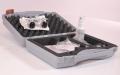 Heine HR 2,5-fach Binokularlupe, allein, Arbeitsabstand 340 mm, mit i-View Lupenträger, im Koffer