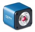HDMI Autofokus-Mikroskopkamera C-Mount KERN ODC852, 5 MP, WLAN-Adapter, USB 2.0 incl. Software, USB-Mouse, SD-Karte, Kabel