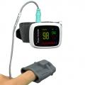 Handgelenkpulsoximeter AP-10 inkl. SpO2-Soft-Fingersensor