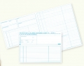 Karteitasche Cedip Supra für Allgemeinmedizin / Internist, weiß, grün oder rosa (250 Stück)