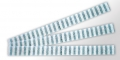 Indikatorstreifen für Heißluftsterilisatoren, Klasse 4, 180°C/30 Min., selbstklebend (120 Stück)
