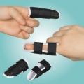 Sanostax Fingerschiene Comfort Plus, Aluminiumkern mit Baumwolle kaschiert, Gr. XS-XL