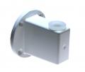 Lumeno Wandhalter 6179W mit grauer Applikation für Lupenleuchten