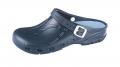 OP-Schuhe Medimex mediPlogs + mit Fersenriemen und Einlegesohle, Farbe blau, Gr. 36 - 47