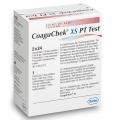 CoaguChek XS PT Teststreifen PST (2 x 24 Stück)  zu CoaguCheck IN-Range
