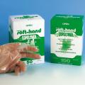 Soft-Hand Copolymer Untersuchungs Handschuhe, paarweise steril (50 Paar)