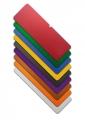 Container Kennzeichnungsschild ohne Beschriftung, zur Steril-Container Kennzeichnung, Maße: 5 x 1,73 cm