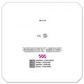 Containerfilter aus Papier, für Aesculap-Container 230 x 230 mm (500 Stück) nach ISO 11607-1