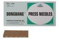 Dongbang Press Needles  0,2 x 2 x 1,0 mm, Ohr-Dauernadeln (100 Stück)