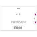 Einmal-Papierfilter, 180 x 270 mm,  für Martin-Container nach ISO 11607-1,  (500 Stück)