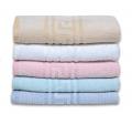 Handtuch / Seiftuch 30 x 30 cm Frottee, weiß, 100 % Baumwolle, 340 g/qm