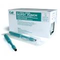 KAI Biopsy Punch 1,0 - 8,0 mm (20 Stück) Einmal Hautstanze, Kunststoff, steril